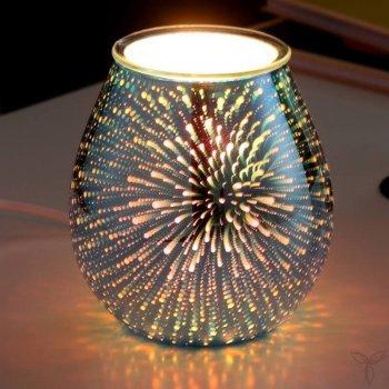 brûle-parfum électrique à chaleur douce Calorya n°6 - 1