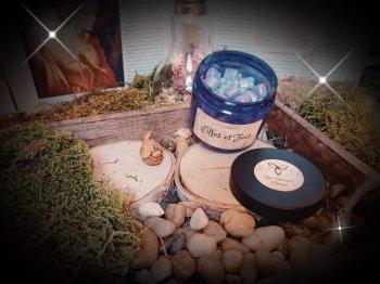pot de mini fondants parfumés elfes et fées 2