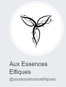 Aperçu nom facebook - Aux Essences Elfiques